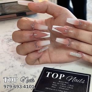 Top Nails | Nail salon 77840 | College Station TX 77840 | P1